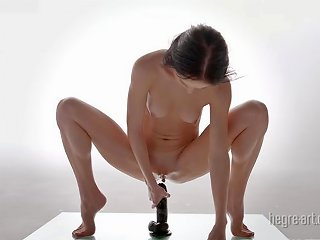 Julietta And Magdalena Twins Dildo Experiment